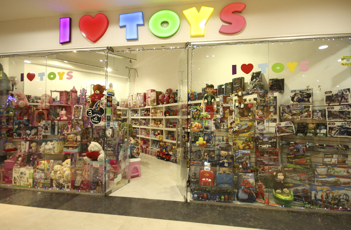 I Love Toy´s