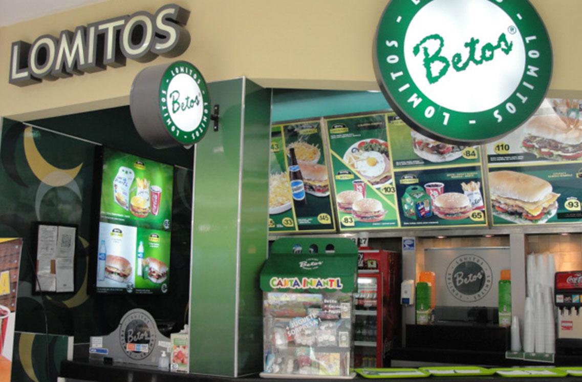 Lomitos Beto's